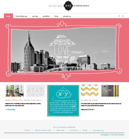 nashville tn website design